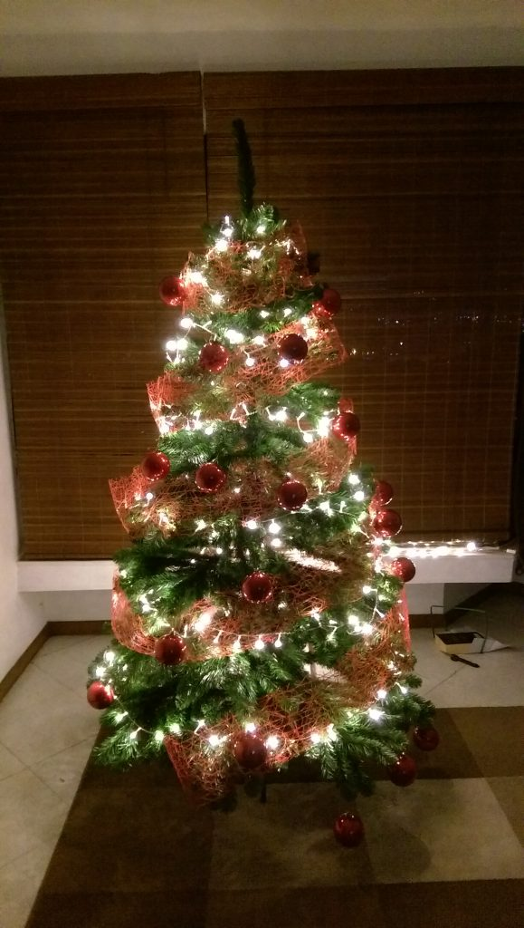 Medellin Christmas Tree
