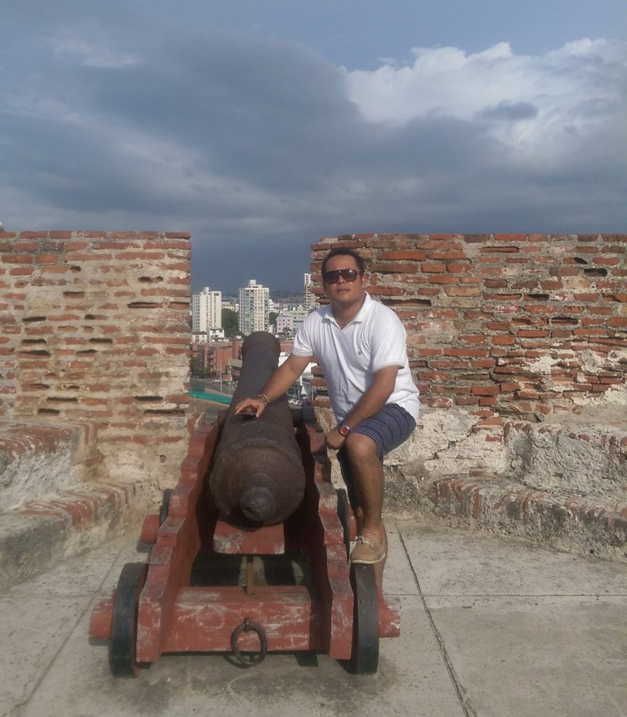 cannon on San Felipe Fort