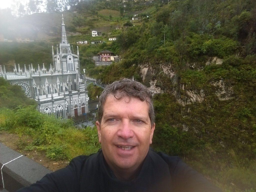 The sanctuary at Ipiales