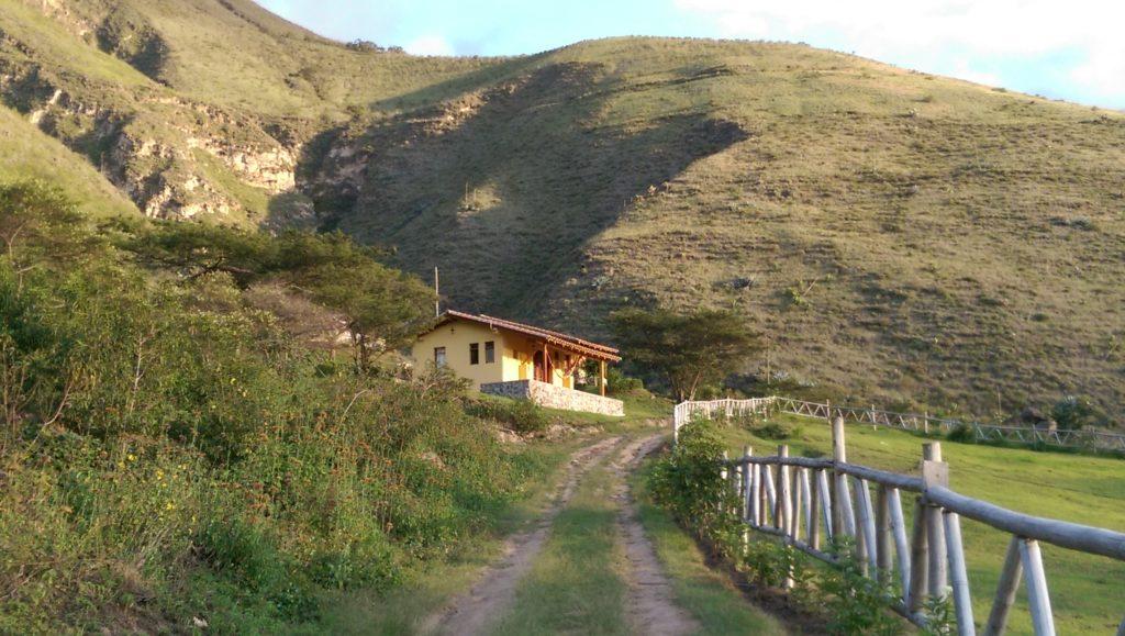 My cabin on Finca Sommerwind