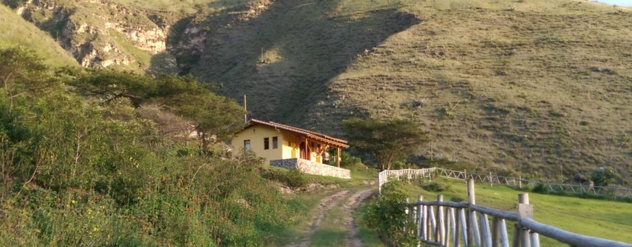 My cabin on Finca Sommerwind