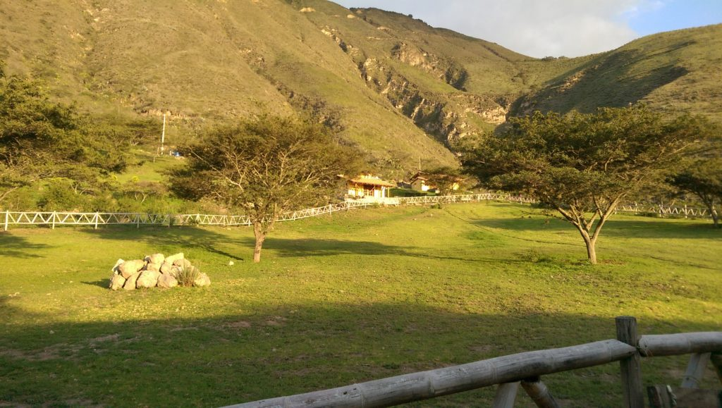 View of Finca Summerkind, Ibarra